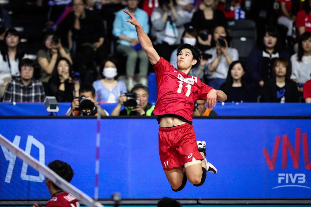 西田有志の最高到達点は?ジャンプ力と筋肉(腹筋)が凄い!身長もご