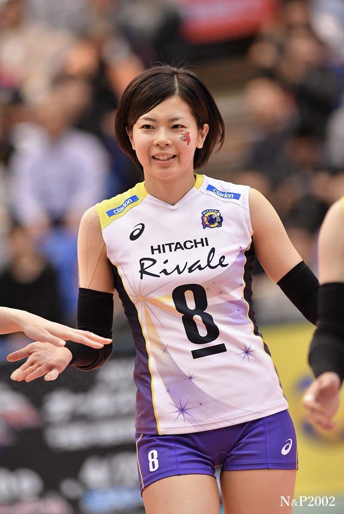 佐藤美弥がかわいい!私服姿と汗がヤバい!全日本のセッター